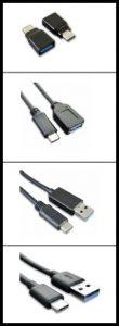 USB Type-C Adapters
